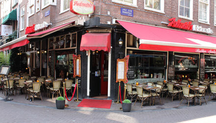Nationale Dinerbon Amsterdam Antonio's
