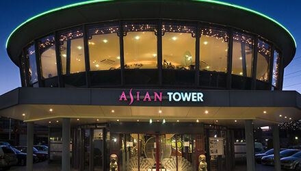 Nationale Dinerbon Nieuwegein Asian Tower