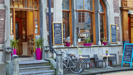 Nationale Dinerbon Groningen Bar Bubbels