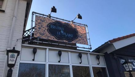 Nationale Dinerbon Burgh-Haamstede Bistro le Maire