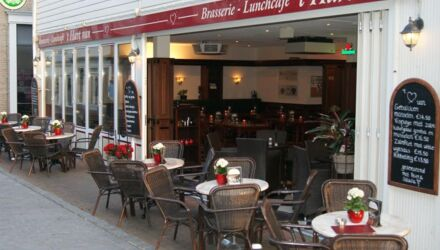 Nationale Dinerbon Vlissingen Brasserie Lunchcafe t Hart van
