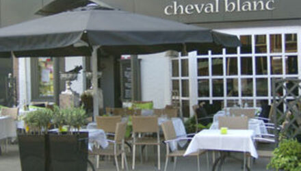 Nationale Dinerbon Heemstede Cheval Blanc