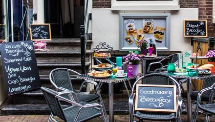 Nationale Dinerbon Amsterdam Cosy By Mandy