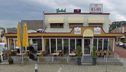 Nationale Dinerbon Slagharen Grand Cafe De Kamer