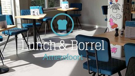 Nationale Dinerbon Amersfoort Lunch & Borrel