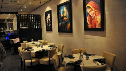 Nationale Dinerbon Amsterdam Memories of India