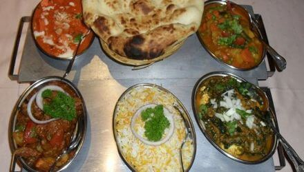 Nationale Dinerbon Den Bosch Prince of India
