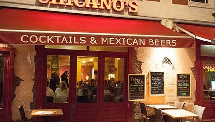 Nationale Dinerbon Amsterdam Restaurant Chicanos