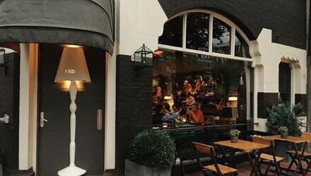 Nationale Dinerbon Amsterdam Restaurant Red