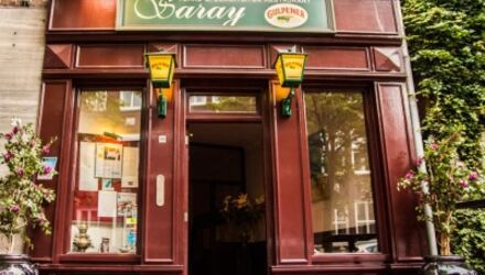 Nationale Dinerbon Leeuwarden Saray