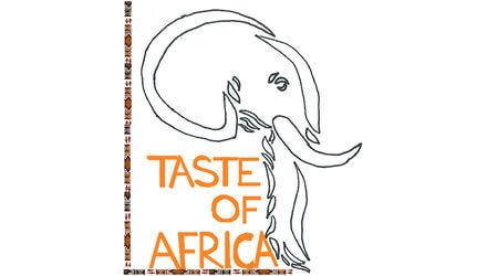 Nationale Dinerbon Amsterdam Taste of Africa