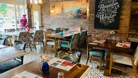 Nationale Dinerbon Amsterdam Turquoise Meating
