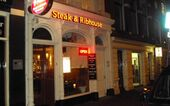 Nationale Dinerbon Amsterdam Freds Steakhouse