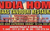 Nationale Dinerbon Heerlen India Home