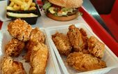 Nationale Dinerbon Almere Pyramide Fried Chicken