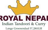 Nationale Dinerbon Gouda Royal Nepal Indian Tandoori & Curry Restaurant